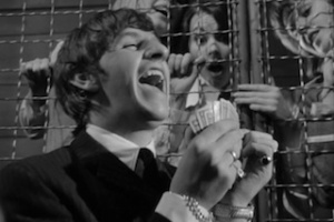 ringo laughing