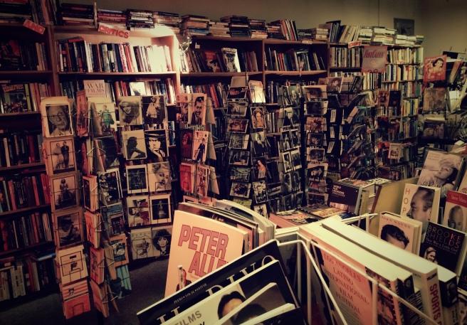 cinema books panorama