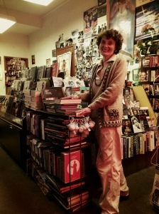 Cinema Books Stephanie