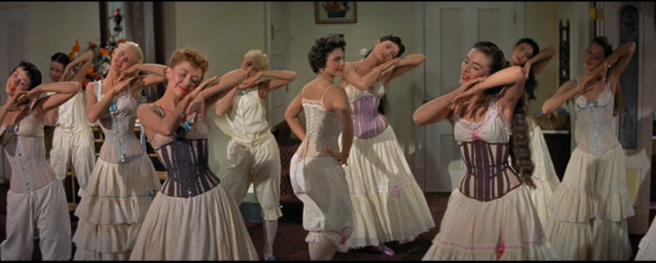 girls ballet