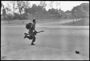 Unknown Cambodian soldier
