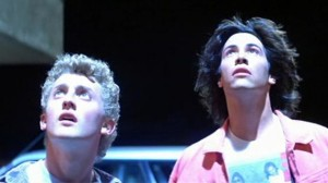 bill and ted circle k
