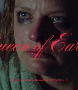 Queen of Earth title card