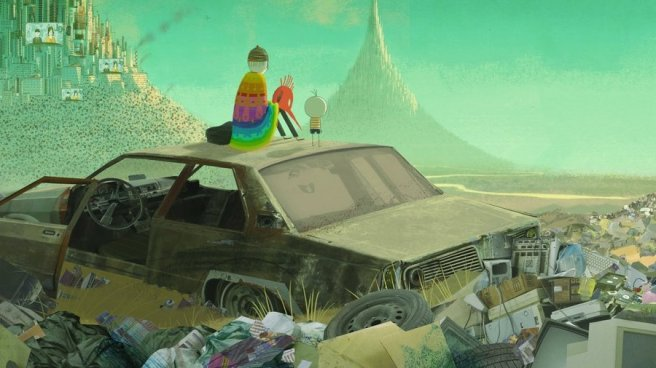 boy and the world junk car