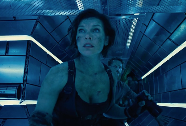 Resident Evil The Final Chapter Paul Ws Anderson 2016