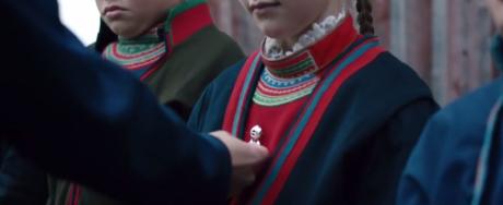 Inspecting the Sami children